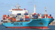 Buque Maersk Tracking   Foto: especial