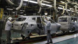 Actividad en fabricas de Hubei | Foto: especial