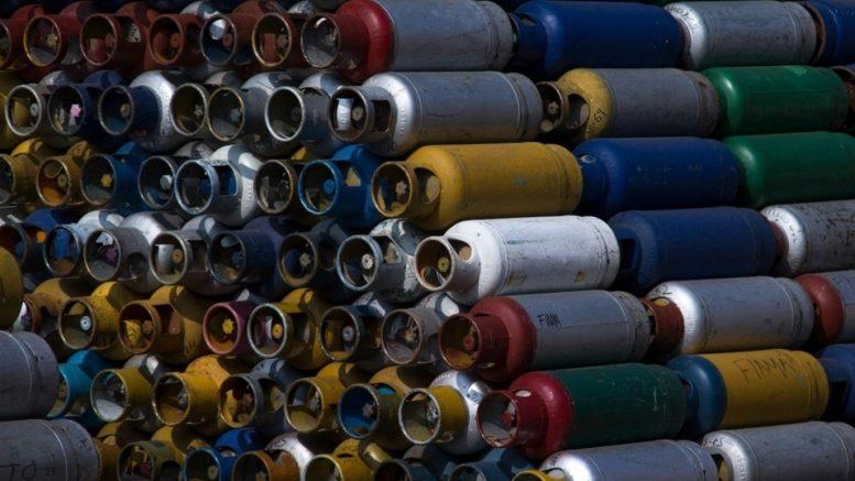 Imagen ilustrativa de tanques de gas | Foto: especial