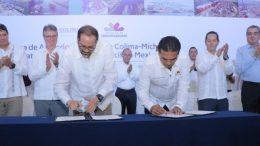 Gobernadores de Michoacán y Colima | Foto: Especial