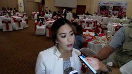 Presidenta de Coparmex, Manzanillo, Migdalia Arévalo   Foto: Especial