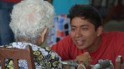 Imagen ilustrativa de anciana en asilo | Foto: especial