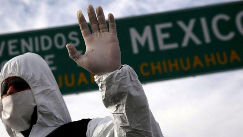 Imagen ilustrativa de coronavirus en México | Foto: Especial