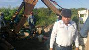 Reparación de acueducto Armería - Manzanillo   Foto: Especial