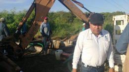 Reparación de acueducto Armería - Manzanillo | Foto: Especial