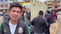 El presidente de Perú, Martín Vizcarra, anunció el domingo el estado de emergencia nacional por 15 días con el cierre total de su frontera para frenar el coronavirus.