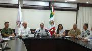 Conferencia extraordinaria del Gobierno del Estado de Colima | Foto: Especial