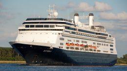 El crucero tiene programado arribar a Manzanillo a las 12:00 horas del sábado y zarpar a las 21:00 horas hacia Puerto Vallarta | Foto: El Noticiero