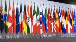 Banderas de varios países del mundo | Foto: Especial
