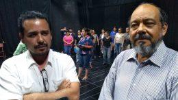 El tenor Felipe Castellanos, y el maestro Jaime Ignacio Quintero   Foto: El Comentario