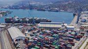 Terminal de Ocupa en el Puerto de Manzanillo   Foto: Especial