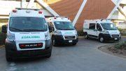 El IMSS en Colima fortalece su parque vehicular con la renovación de la plantilla y entrega de tres nuevas ambulancias para los hospitales de Villa de Álvarez, Tecomán y Manzanillo. | Foto: Coordinación de Comunicación Social IMSS Colima
