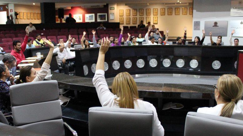 Legisladores del Congreso del Estado de Colima | Foto: Especial