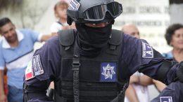 Policía Estatal Colima   Foto: Especial