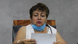 Diputada, Martha Alicia Meza Oregón | Foto: especial