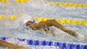 Nadador   Foto: especial