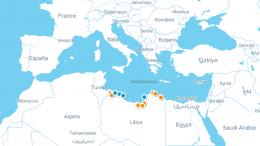 Suspenderán actividades en los 18 puertos que operan en su territorio | Foto: Especial