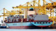 "Buque ""Gjertrud Maersk"" | Foto: Especial"