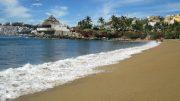 Playa Bahía de Santiago, Manzanillo | Foto: Especial