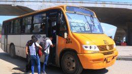 Transporte urbano de Manzanillo, Colima   Foto: Especial