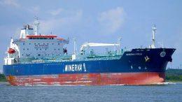El buque fue atacado a 83 km del puerto de Cotonú, Benín | Foto: Especial