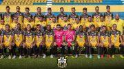 El jugador colimense Marco Granados se proclamó campeón del futbol de El Salvador   Foto: Especial