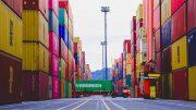 Tráiler dentro del puerto de Manzanillo | Foto: API Manzanillo