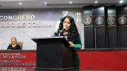 La diputada Francis Anel Bueno, mencionó que, a pesar de los avances logrados en materia de derechos de las mujeres, no se ha logrado todavía eliminar de raíz las estructuras patriarcales de nuestra sociedad | Foto: Especial