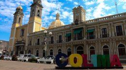 Palacio de Gobierno del Estado de Colima   Foto: Especial