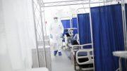 Imagen ilustrativa de infraestructura de hospital en contingencia sanitaria | Foto: Especial