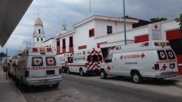 Cruz Roja Colima   Foto: Especial