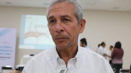 Presidente de la Comisión Estatal del Agua, Colima, Óscar Ávalos Verdugo   Foto: Especial