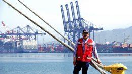 El puerto líder mexicano no va a parar sus actividades, aplicándose estrictos protocolos sanitarios: Héctor Mora   Foto: Edmond Williams