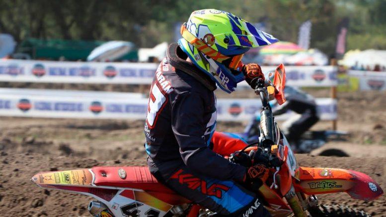 Imagen ilustrativa de piloto de motocicleta   Foto: especial
