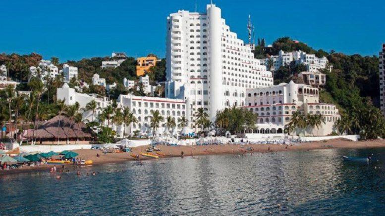 Hotel Tesoro, Manzanillo   Foto: Especial