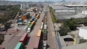 tráfico Jalipa-Puerto Contecon vialidades tráileres