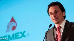 El exdirector de Pemex incurrió en los presuntos delitos de uso de recursos de procedencia ilícita, asociación delictuosa y cohecho. |Foto: Especial.