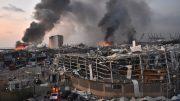 """Pertenecen """"al consejo de administración del puerto de Beirut y de la administración de aduanas, y de responsables de trabajos de mantenimiento y obreros que realizaron trabajos en el hangar"""" donde se almacenaba el nitrato de amonio."""