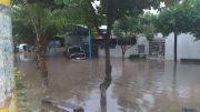 Protección Civil de Oaxaca activó los protocolos de apoyo a la población afectada en Santo Domingo Ingenio.