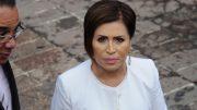 Robles cuestionó que, a quienes se les acusa de delitos graves se le respeten los derechos humanos, y a ella que es señalada de un acto de omisión, se le mantenga en prisión.