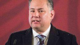 Santiago Nieto, titular de la UIF, destacó en otra visita a Querétaro que detectaron movimiento por 3 mil millones de pesos con Odebrecht.