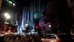 El apagón sólo duró unos 30 minutos también afectó a decenas de miles de personas en otras partes de la Ciudad de Nueva York quienes seguían sin electricidad. |Foto: Especial.