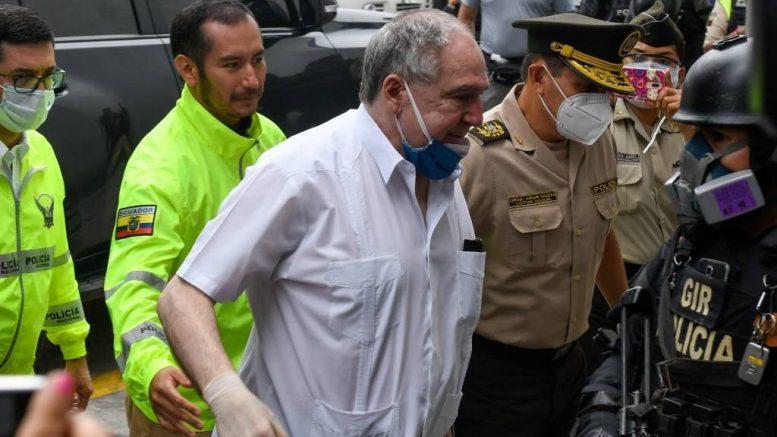 El caso por el que se acusa a Bucaram involucra a dos ciudadanos israelíes detenidos en junio cuando transportaban casi 100 mil dólares utilizando documentos falsos. |Foto: Especial.