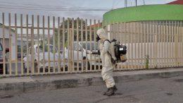 En total hay 3 mil 685 casos y 444 decesos acumulados por esta causa en Colima.