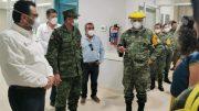El titular de la Lotería Nacional, Ernesto Prieto Hernández, confirmó que son 13 hospitales los que aparecen en la lista de los 100 ganadores.