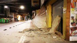 Un sismo de magnitud 7 sacude el norte de Chile, provocando daños menores, como cortes de luz y de rutas.
