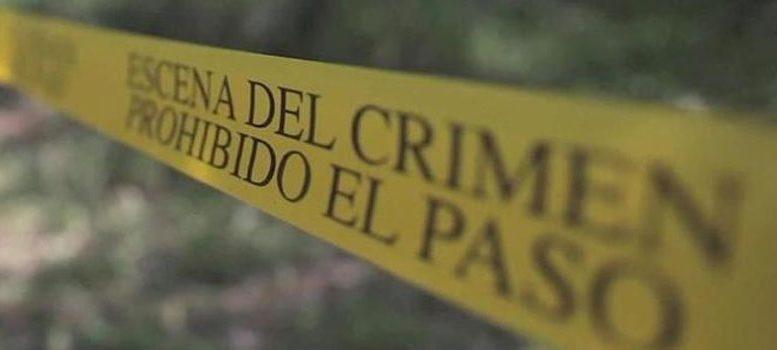 Recibió un balazo en la cabeza cuando se encontraba por la cale Hidalgo, a la altura de El Tajo, en Manzanillo.
