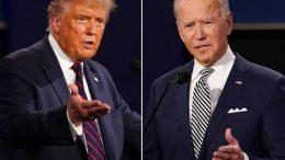 Tras el contagio del presidente estadounidense con el coronavirus, el comité decidió que el debate se realizara en forma virtual, algo que Trump rechazó de plano.