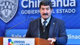 """""""No queremos la confrontación ni la hemos buscado, hemos salido a defendernos porque no estamos dispuestos a ser vilipendiados"""", dijo el gobernador de Chihuahua."""
