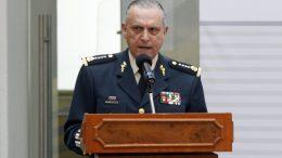 El primer mandatario reveló que la embajadora de México en Estados Unidos, Martha Bárcenas, le informó hace unos días que Cienfuegos era blanco de una investigación en Estados Unidos.